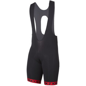 Etxeondo Orhi 19 Bib Shorts Men black-red